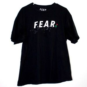 ☀️ FEAR Graphic Band Tee